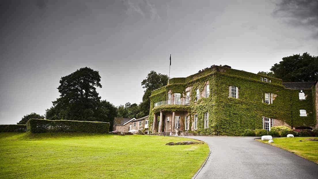 Luxury Spa Hotels North Yorkshire