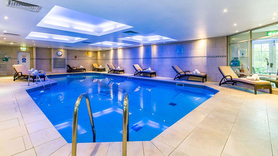 Spa Days In West Yorkshire Spa Breaks In Wetherby Wood Hall Hotel Spa