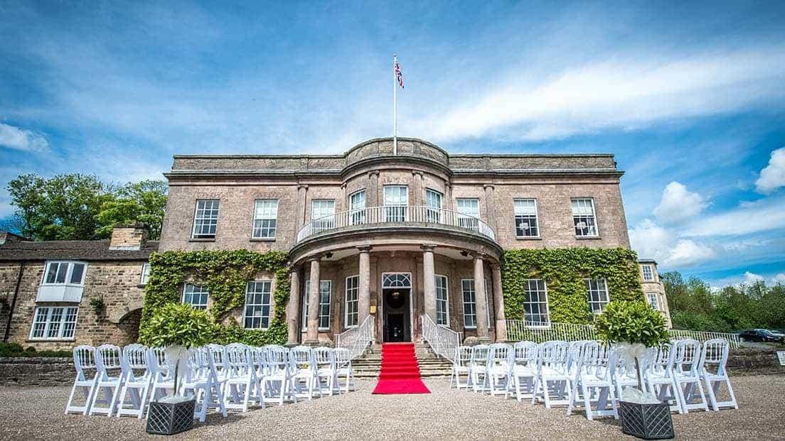 Wedding venues in West Yorkshire - Wood Hall Hotel