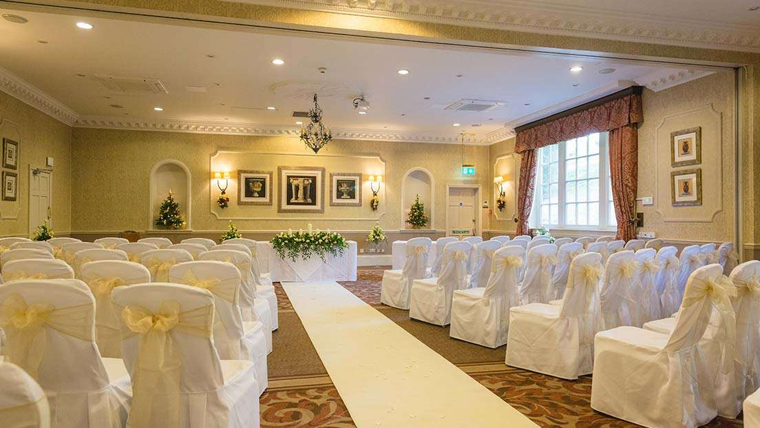 Wedding Photo Gallery At Wood Hall Hotel In West Yorkshire
