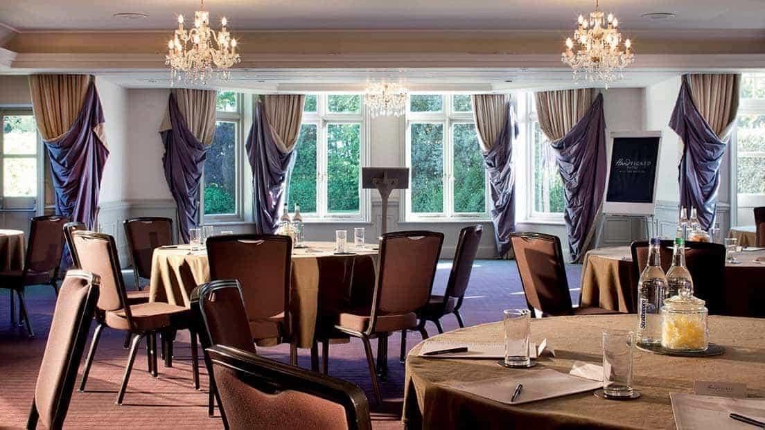 Prince Of Wales Hotel Spa Tea Room
