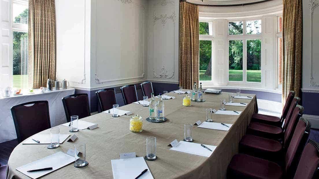 Room Service At Woodland Park Hotel Surrey