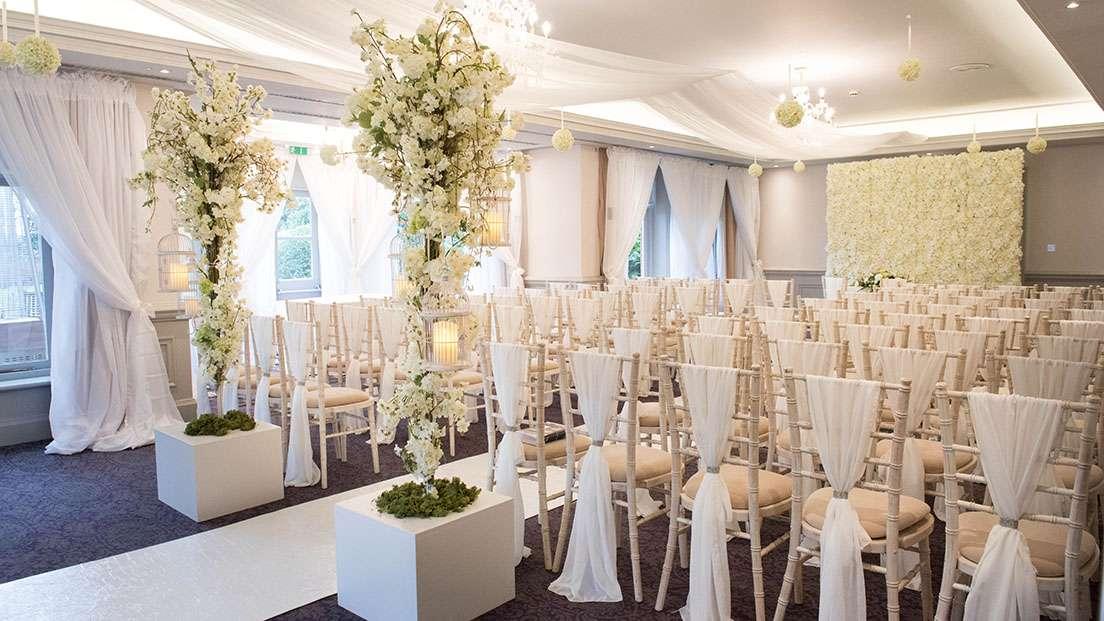 Wedding Venues In Cobham Surrey Woodlands Park Hotel