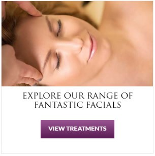 Explore our range of facials