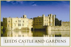 Leeds Castle and Gardens