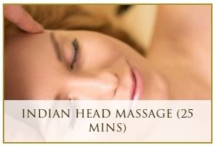 Indian Head Massage (25min)