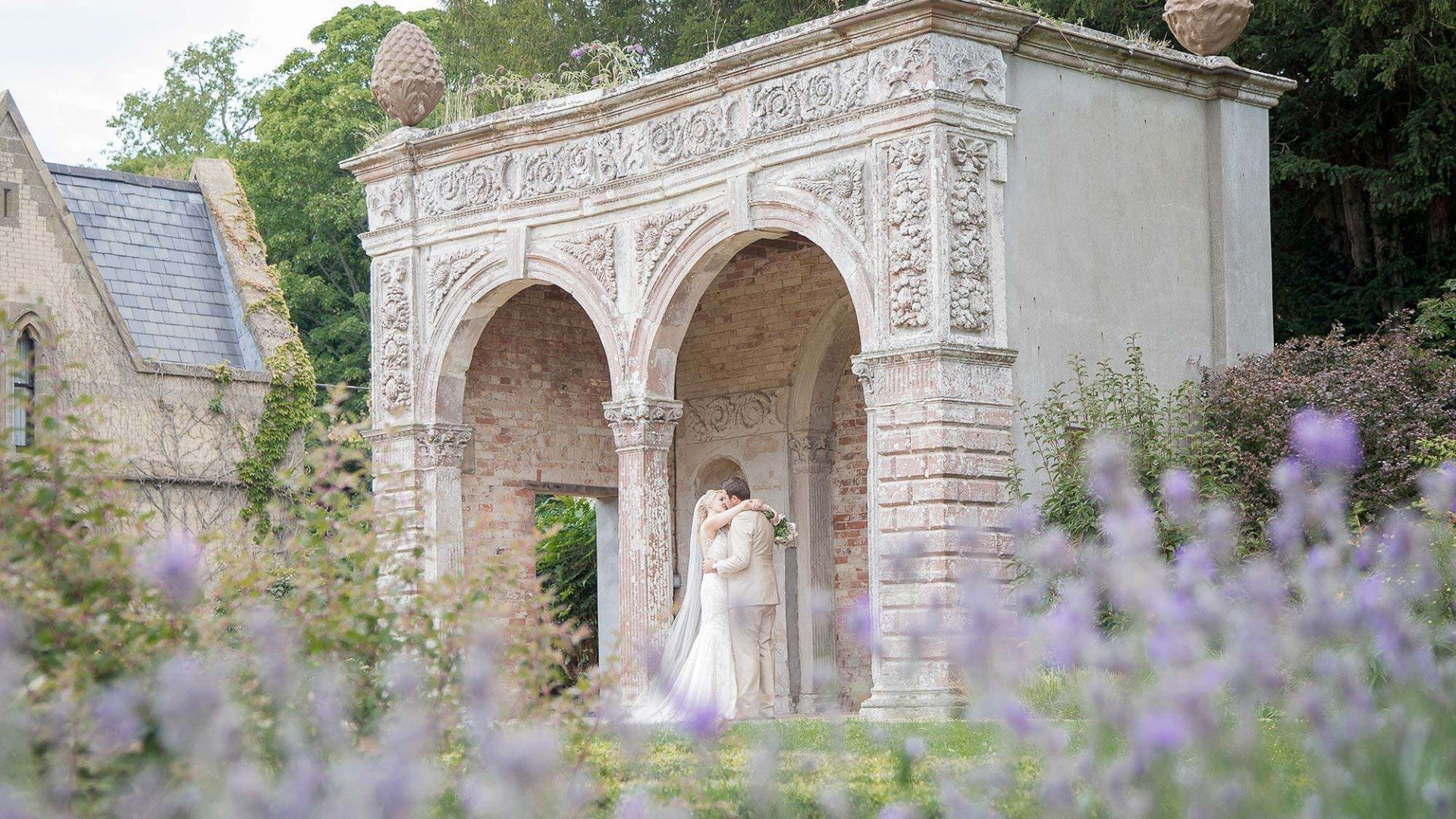 Inspirational wedding venues